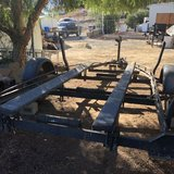 Boat Trailer 20' long can fit up to 17' Boat in Camp Pendleton, California