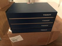 Ladies Tissot Stainless Steel Sapphire Crystal Watch....Like New! in St. Charles, Illinois