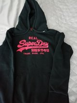 superdry navy hoodie in Lakenheath, UK