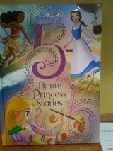 New - 5 minute Princess Stories - Makes a great book and sparkly cover in Batavia, Illinois