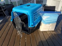 "Petmate Navigator Pet Kennel, 25"" L X 17 "" W X 15"" H W/ 20 Travel Pads in Fort Lewis, Washington"