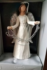 Christmas Holiday Angel Ornament in Batavia, Illinois