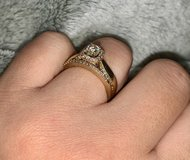 Wedding Ring Set in Fort Campbell, Kentucky