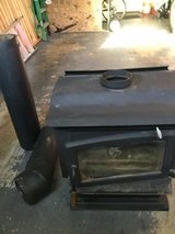 Wood stove and double walled pipe for sale in Fort Lewis, Washington