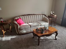 Vintage living room set in Batavia, Illinois