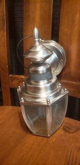 Outdoor light fixture w/motion in Travis AFB, California