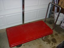 4 wheel cart holds 1000 lbs. in Fort Knox, Kentucky