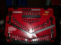 husky 30 pc. ratching wrench set - new in Fort Knox, Kentucky