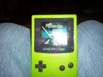 gameboy color & super star wars - return of the jedi & kirby dreamland games in Fort Knox, Kentucky