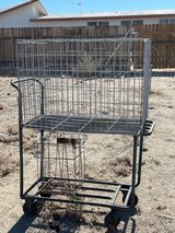 Critter crate in Yucca Valley, California