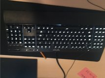Corsair vengeance k95 cherry red for trade or sale in Wiesbaden, GE