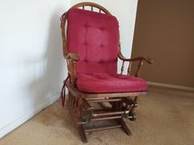 Rocking chair in St. Charles, Illinois