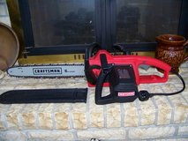"Craftsman 16"" Bar Electric Chainsaw w/ Manual in Cherry Point, North Carolina"