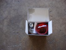 NEW TWO PACK OF RED PARTY BULBS in Aurora, Illinois