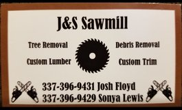 tree removal in Leesville, Louisiana