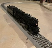 Lionel 218 Steam Engine and Tender in Chicago, Illinois