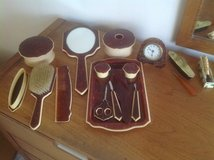 Vintage Dresser set in Naperville, Illinois
