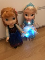 Elsa and Anna in Ramstein, Germany