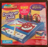 RoseArt  Desk Designer Set in Plainfield, Illinois