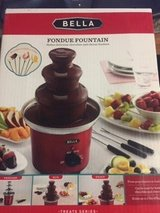 Bella Fondue Fountain **New in box, never used** in Camp Pendleton, California