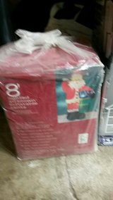 8ft. New in box. santa. in Fort Leavenworth, Kansas