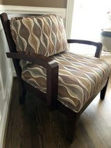 Brown Accent chair... in Cary, North Carolina