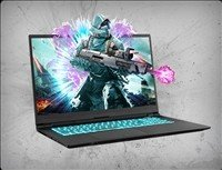 Sager Clevo gaming laptop in Leesville, Louisiana