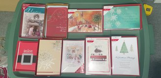Christmas Card lot in Ramstein, Germany