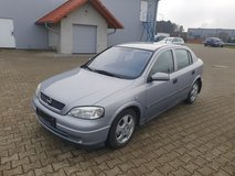 Opel Astra 1.6 MANUAL NEW INSPEKTION 2000 only 78.000 miles in Ramstein, Germany
