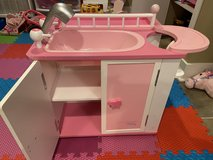 Doll Our Generation Baby American Girl Doll Changing Station Bed in Plainfield, Illinois