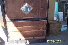 Antique Theatrical Trunk in Yucca Valley, California