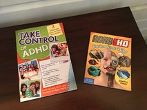 LIKE NEW 2 Paperback Books for Kids on ADHD in St. Charles, Illinois