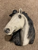 """VINTAGE HAND-CRAFTED, BEAUTIFUL HORSE/PONY WALLHANGING. 3 Dimensional. 15""""x12""""x8"""". Definitely On... in Aurora, Illinois"""