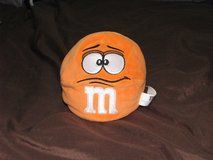 Weighted M & M Plush Toy in Okinawa, Japan