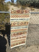 "Rug runner, 59"" x 19 1/2"" in 29 Palms, California"