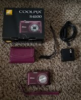 Nikon S4100 Coolpix Digital Camera in Plainfield, Illinois