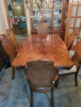 Formal Dinning Table with 6 Chairs in Fort Riley, Kansas