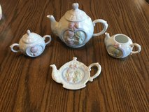Precious Moments Tea Pot Set in Naperville, Illinois