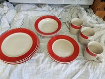 Dishes in Beaufort, South Carolina