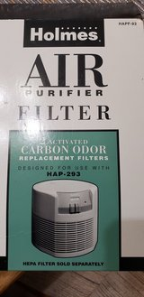 Holmes HAP-293 HAPF-93 Replacement Filter 2 pack NEW in Naperville, Illinois