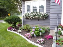 Free estimates for outdoor landscaping and maintenance in Kingwood, Texas