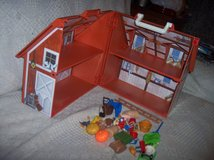 Playmobil Carry along Barn with Accessories in Alamogordo, New Mexico