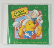 Vintage 2000 Disney A Pooh Christmas CD 2000 Jingle Bells Frosty Santa Comin Town Winnie The Pooh in Plainfield, Illinois