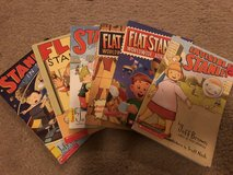 6 Flat Stanley Books in St. Charles, Illinois
