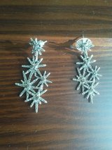 Cute Sparkly Earrings in Chicago, Illinois