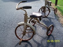 Vintage Tricycle in Chicago, Illinois