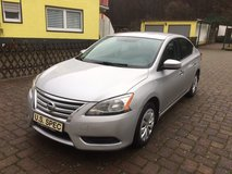 2013 Nissan Sentra SV * US Specs * AUTOMATIC, Multimedia, A/C, Cruise, New Service, New TÜV!! in Ramstein, Germany