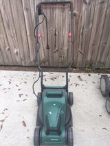 Electric Powered Mower in Beaufort, South Carolina