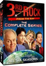 3rd Rock from the Sun 6 seasons in 29 Palms, California