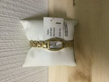 Brand new Seiko watch for women.  Solar powered, do not need batteries. in Okinawa, Japan